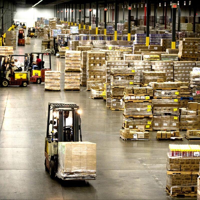 12 FTZ Warehouse
