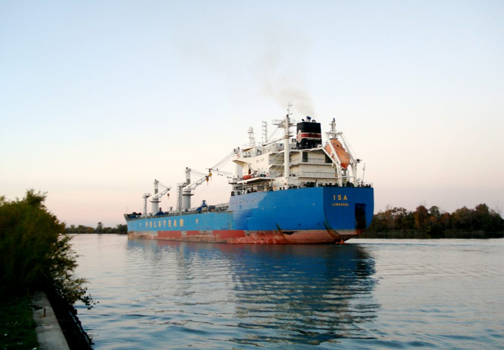 Federal Committee Calls for an Increase Seaway Traffic and Welland Canal Development