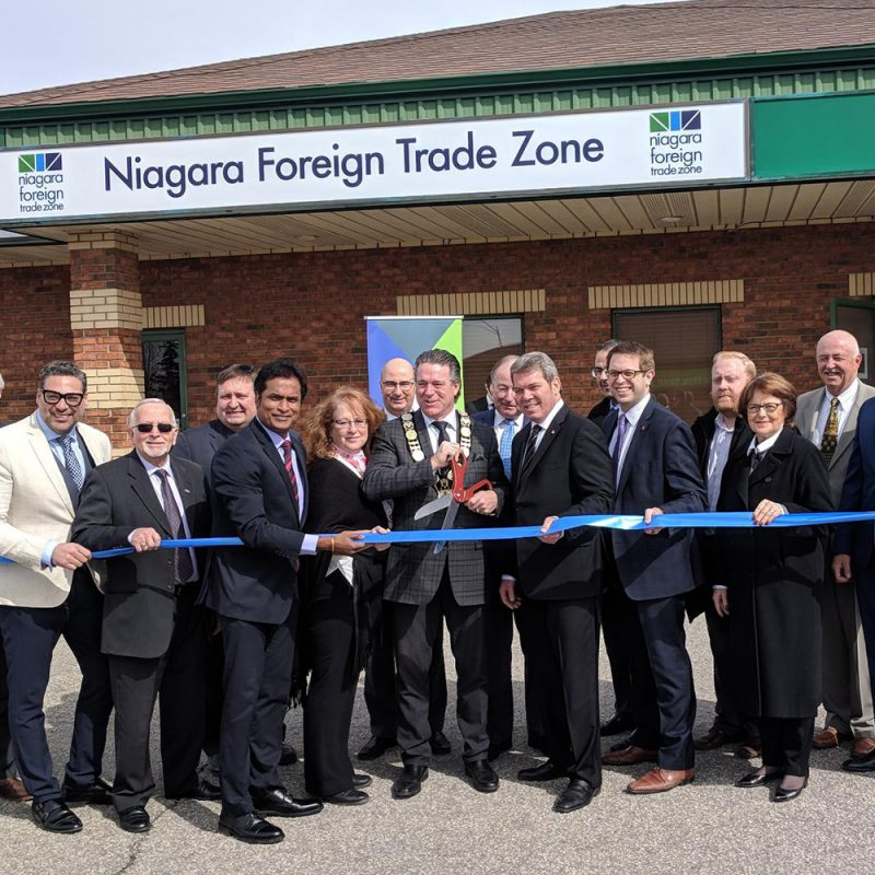 Foreign trade zone coming to Niagara
