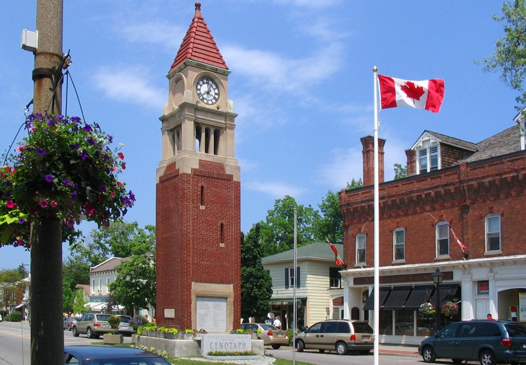 No accommodations tax for NOTL — yet