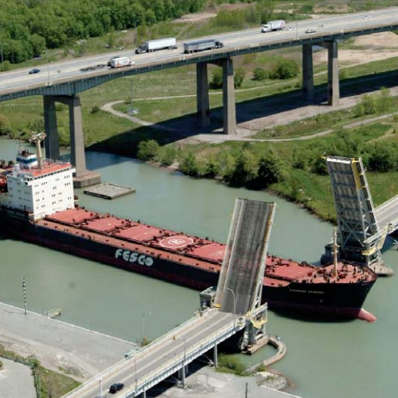 Seaway system has $60 billion impact on Canada and the U.S.