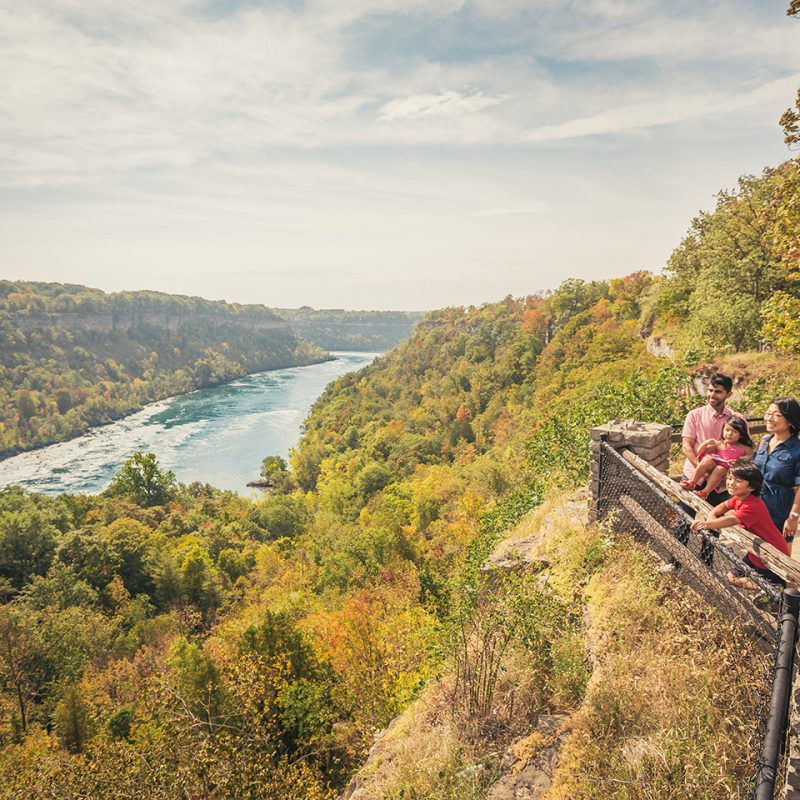 The Initiative to Make the Niagara Region a Global Geopark has begun