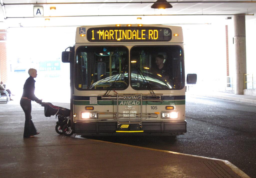 Driving transit in Niagara into a new era