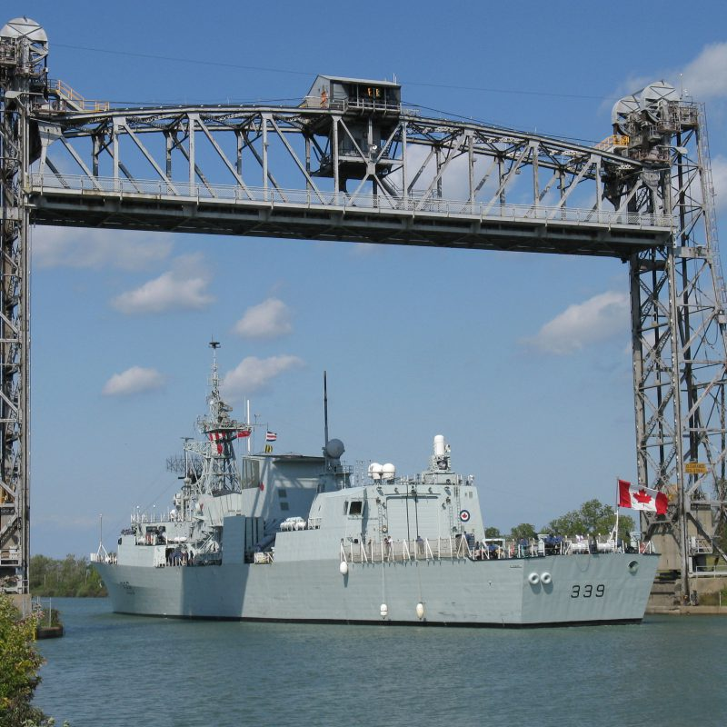 Welland Canal on agenda during meetings in Ottawa