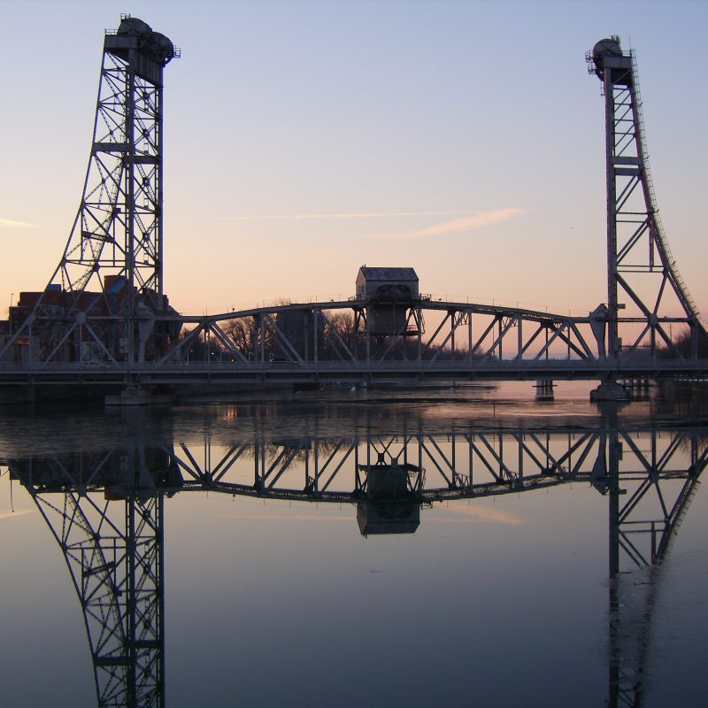 Welland Canal Bridge
