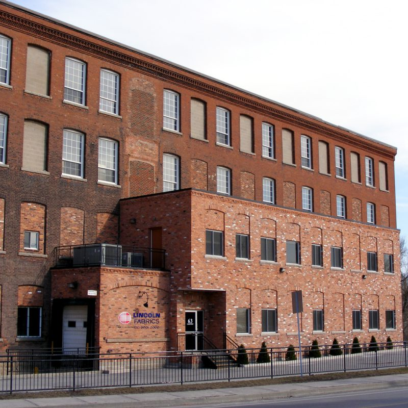 Lincoln Fabrics development aims for spring 2021 occupancy