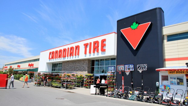 Plans for Canadian Tire Expansion in Welland