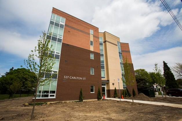 St. Catharines opens new affordable housing project