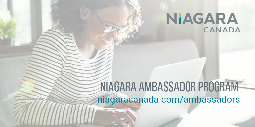 Media Release: Niagara Region Economic Development launches Ambassador Program
