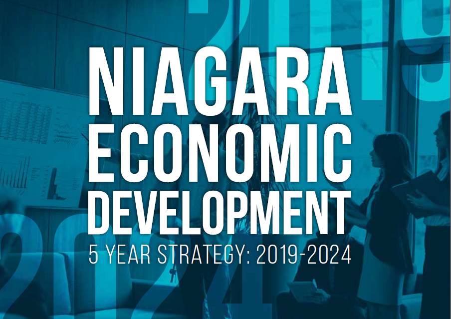 Niagara Economic Development 5 Year Strategy