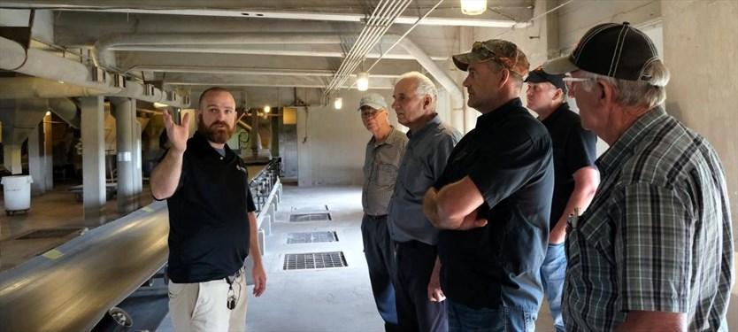 New grain elevator partnership good news for Niagara farmers