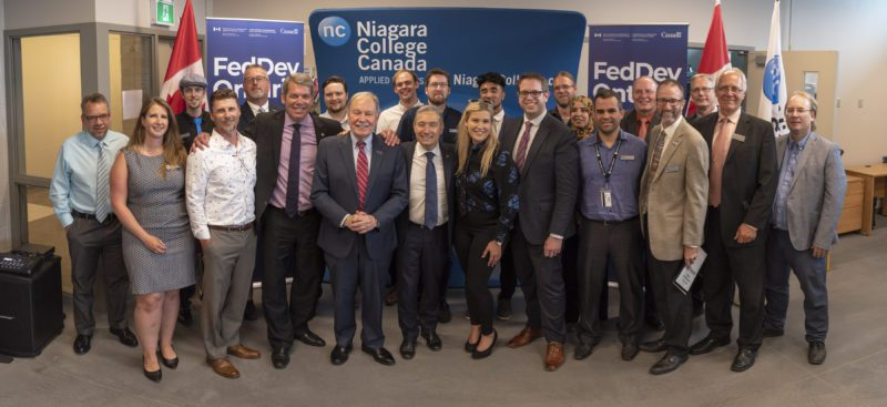 FedDev Ontario announced $14 million contribution for advanced manufacturing innovation