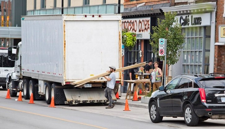 St. Catharines welcomes the silver screen