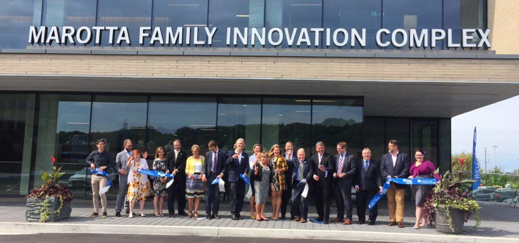 Marotta Family Innovation Complex Opens