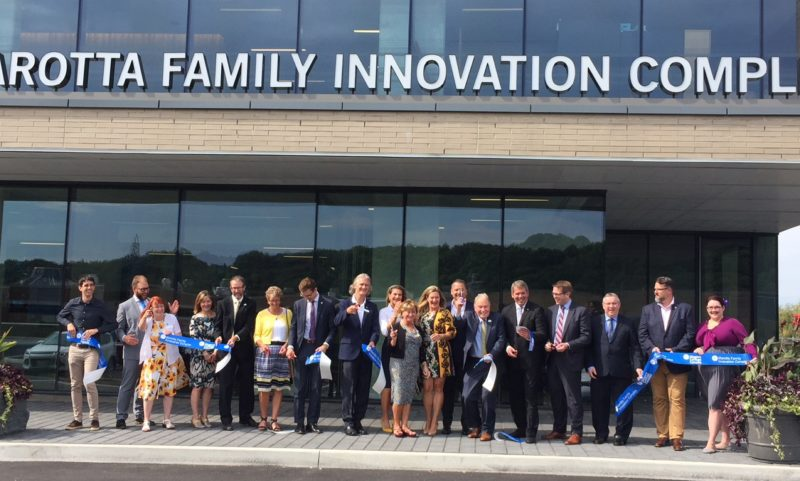 Marotta Family Innovation Complex Opens