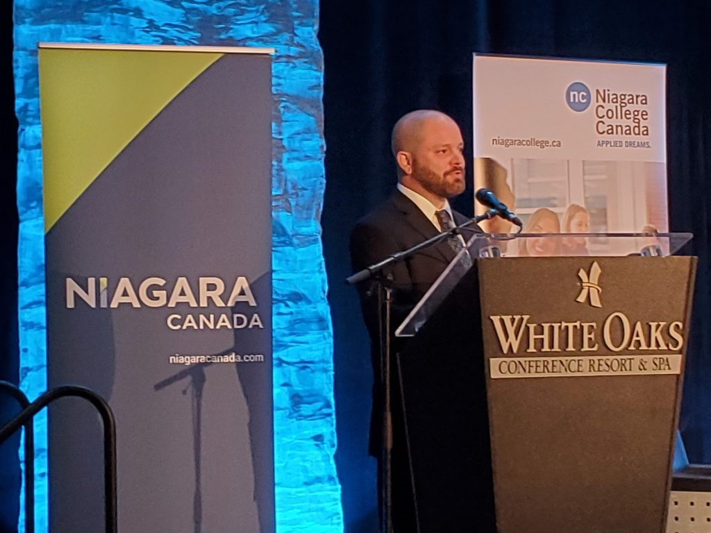 Economic Update from the Niagara Economic Summit