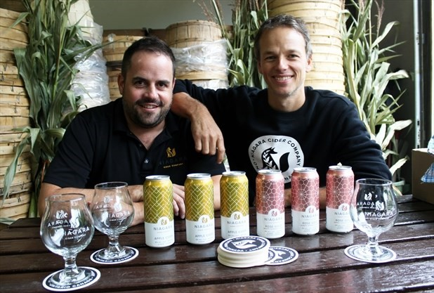 Niagara Cider Company launches with accolades, 2019-10-08