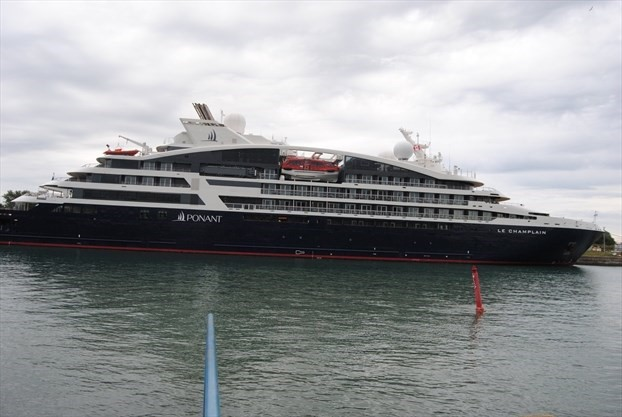 Port Colborne pushing to become a cruise ship destination
