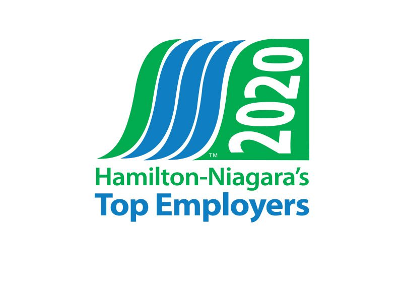 2020 Top Employers Logo