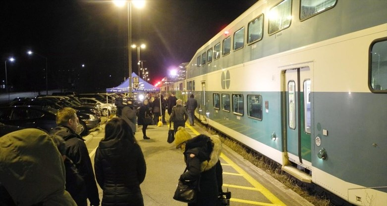 Momentum building for further Niagara GO Train expansion