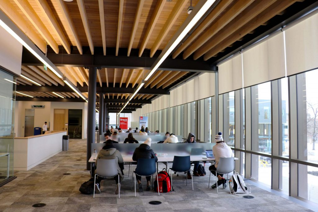 Brock University opens new Brock LINC Innovation Space