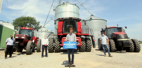 Farmers Support Expanded Risk Management Program