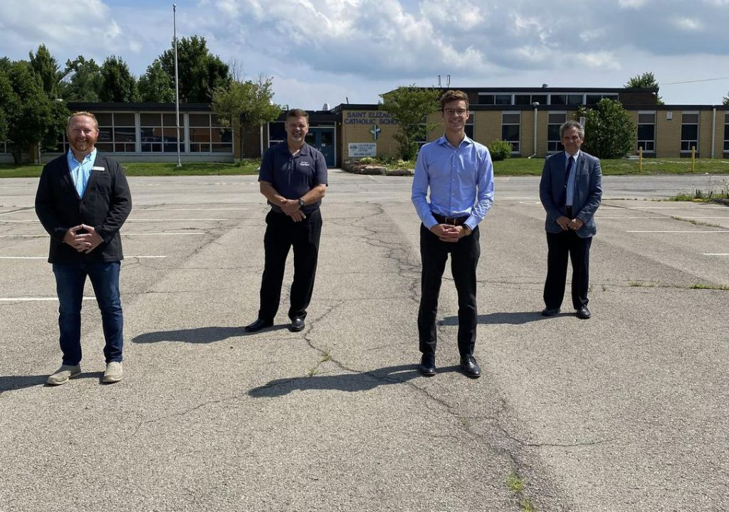 Province announces $15M for two-board Wainfleet school
