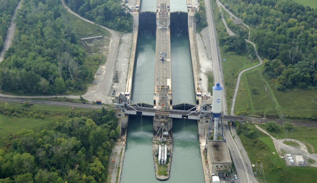 Niagara Centre MP Partners With Area Mayors & Hamilton Oshawa Port Authority to Advance Trade Corridors Along Welland Canal