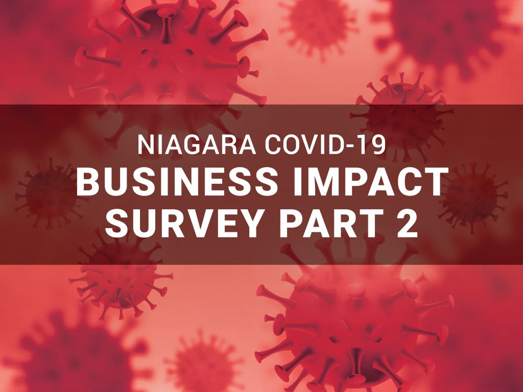 Economic Rapid Response Team completes second survey of Niagara businesses