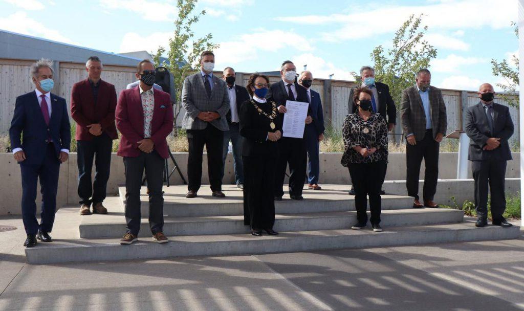 Local leaders pledge to make Niagara a more inclusive community