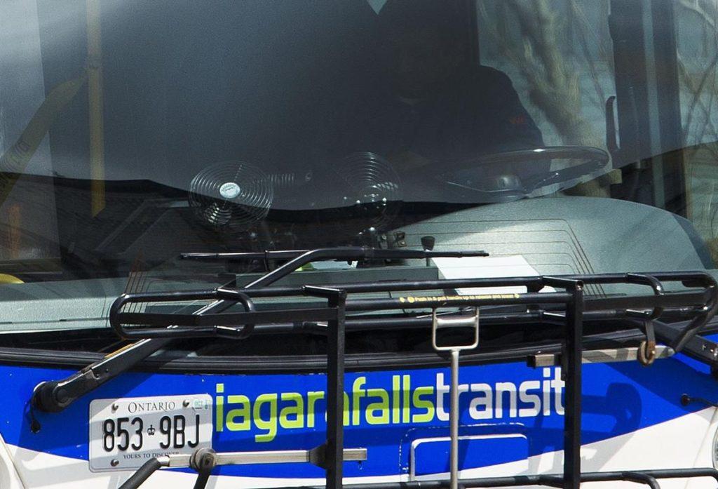 New transit hub in Niagara Falls