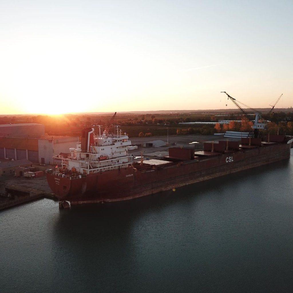 Hamilton, Niagara-based Heddle Shipyards will make components for Seaspan
