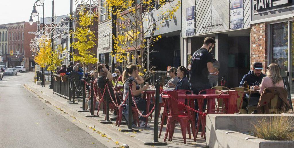 Public health orders new COVID-19 safety measures for bars, restaurants