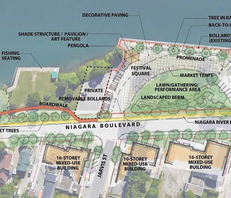 Fort Erie waterfront design earns Region's top design award