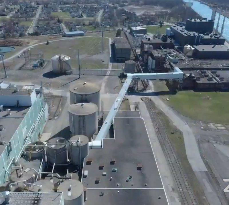 Thorold industry hub the start of a Niagara trade corridor, officials say