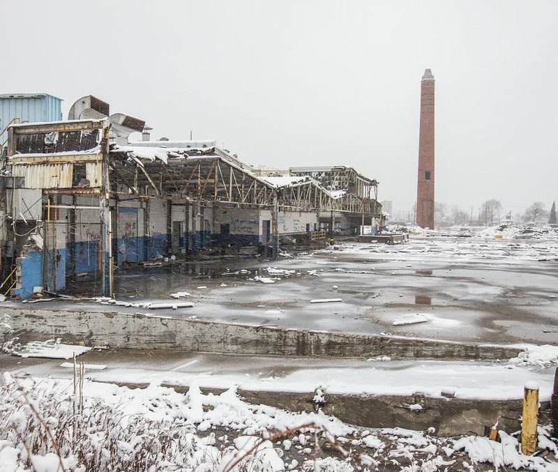 Former GM lands and west-end property in St. Catharines cleared for mixed-use development