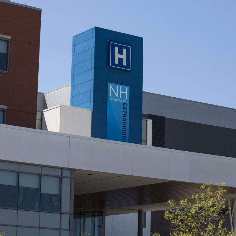 St. Catharines hospital to be site for Niagara's first COVID-19 vaccinations