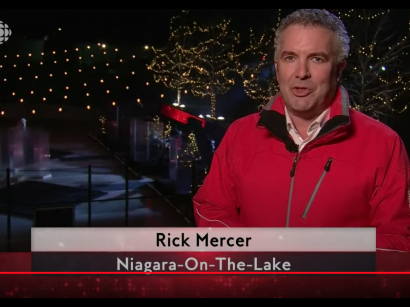 Niagara-on-the-Lake takes main stage for CBC New Year's Eve broadcast