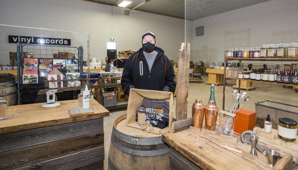 Niagara distiller finds new market among local food vendors