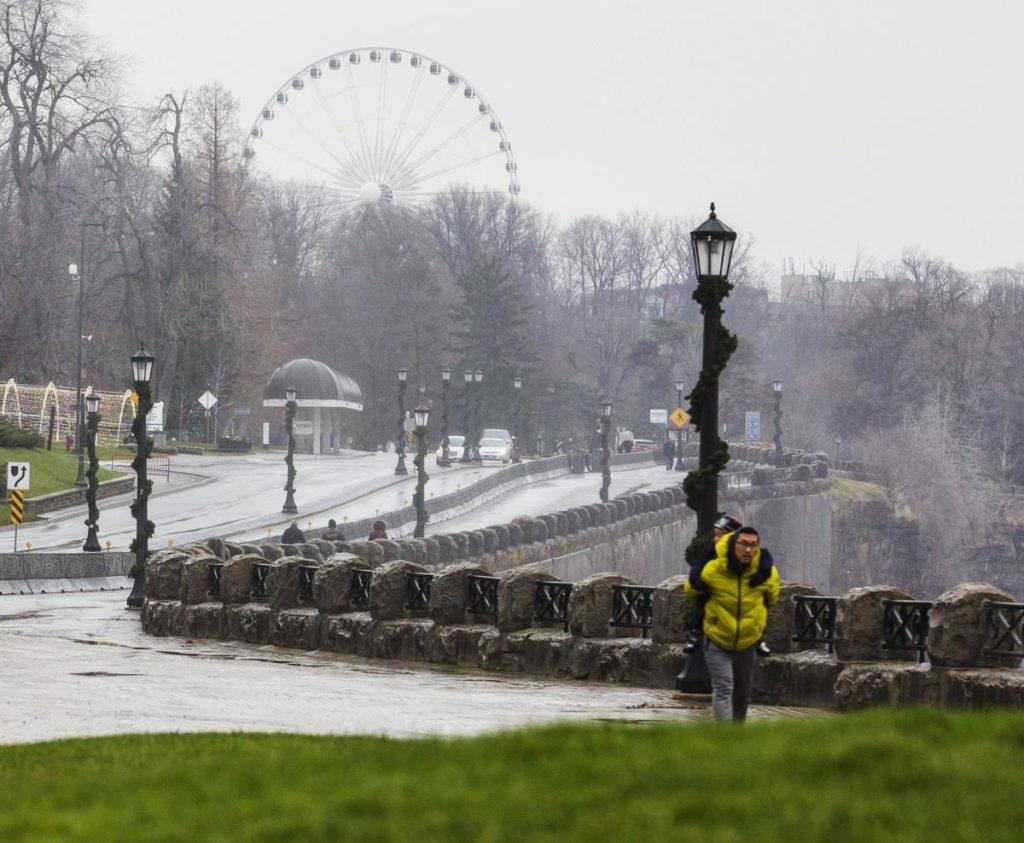 Niagara Falls receiving $800,000 in federal funding for tourism transportation study