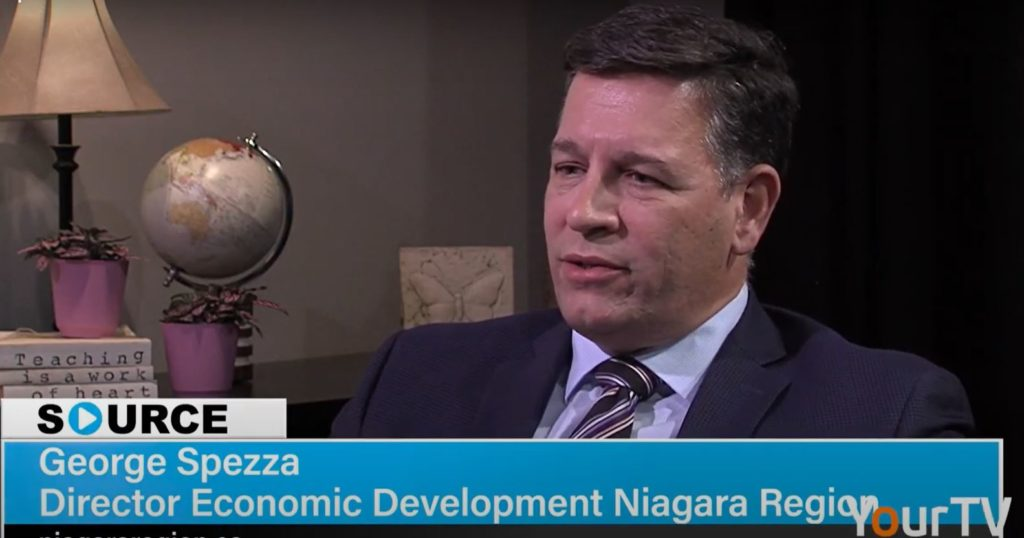 YourTV Niagara George Spezza Interview