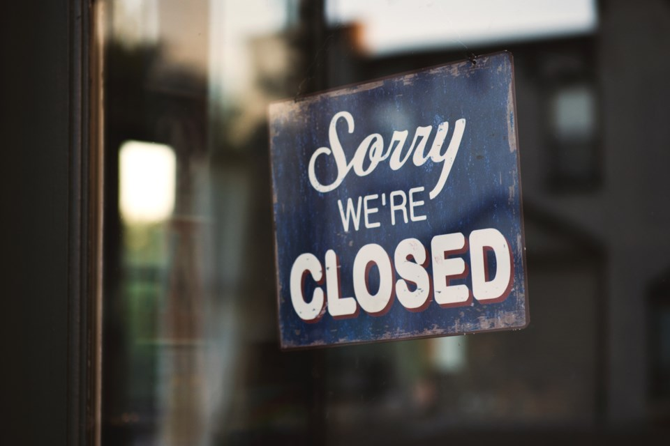 Niagara Chamber of Commerce fears more business closures as pandemic continues