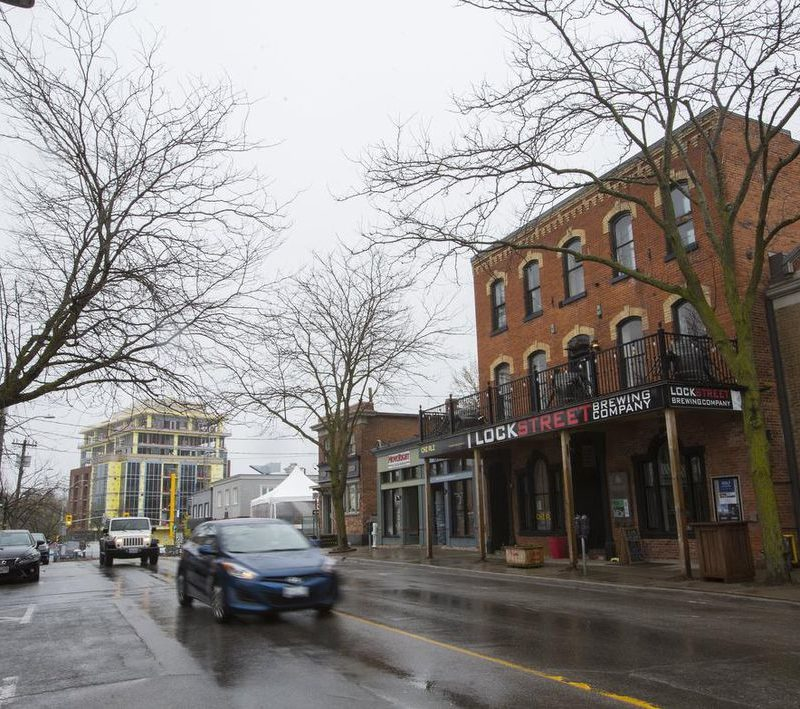 Pedestrian mall could be future of Port Dalhousie's commercial core