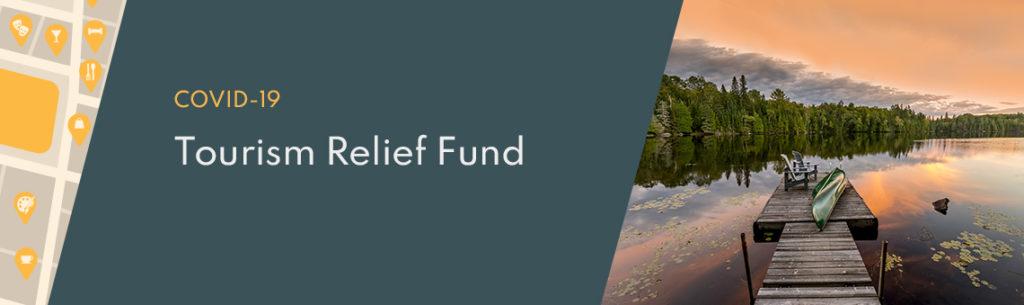 Tourism Relief Fund – CLOSED