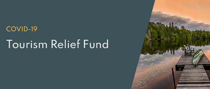 Tourism Relief Fund – OPEN